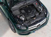 Двигатель Mercedes GLS