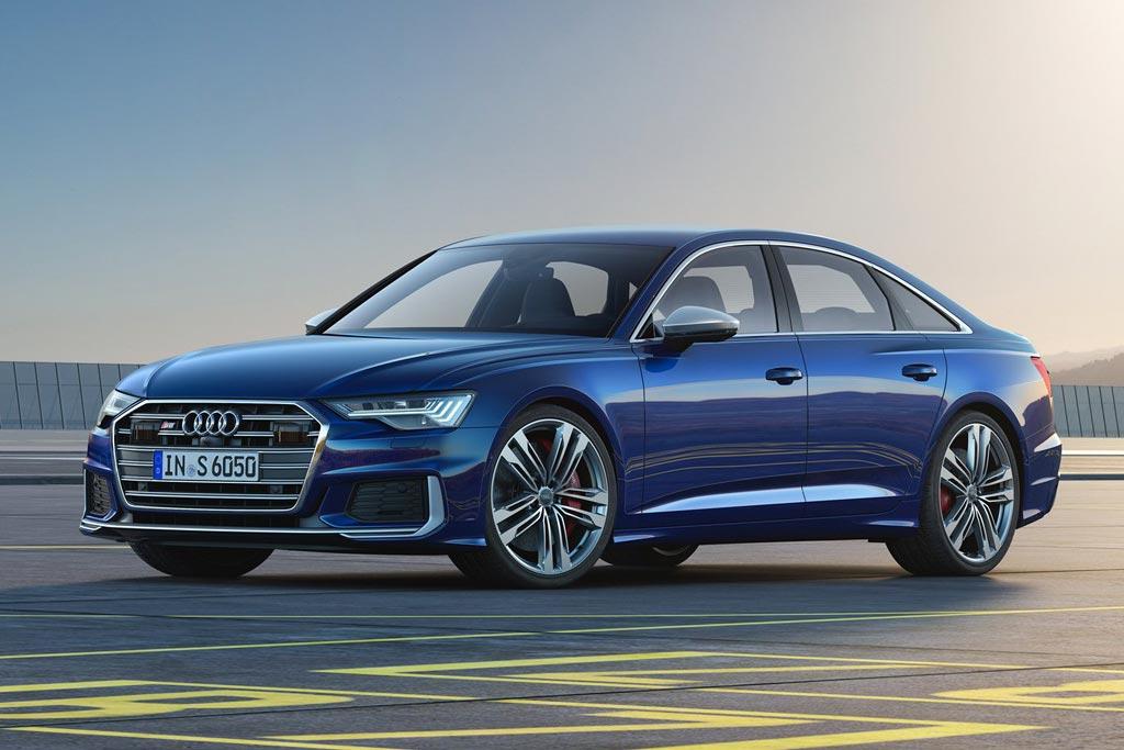 Audi S6 2020