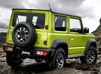 Suzuki Jimny [year]