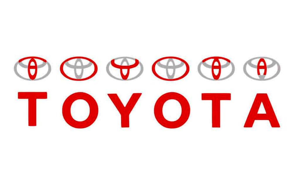 Смысл логотипа Тойота