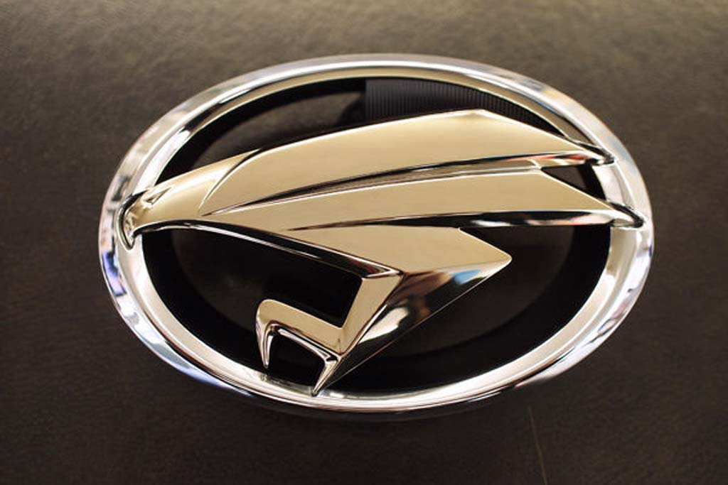 Логотип Toyota Harrier