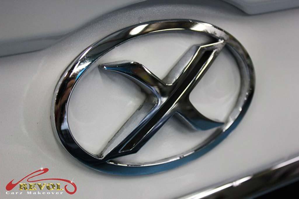 Логотип Toyota Mark X