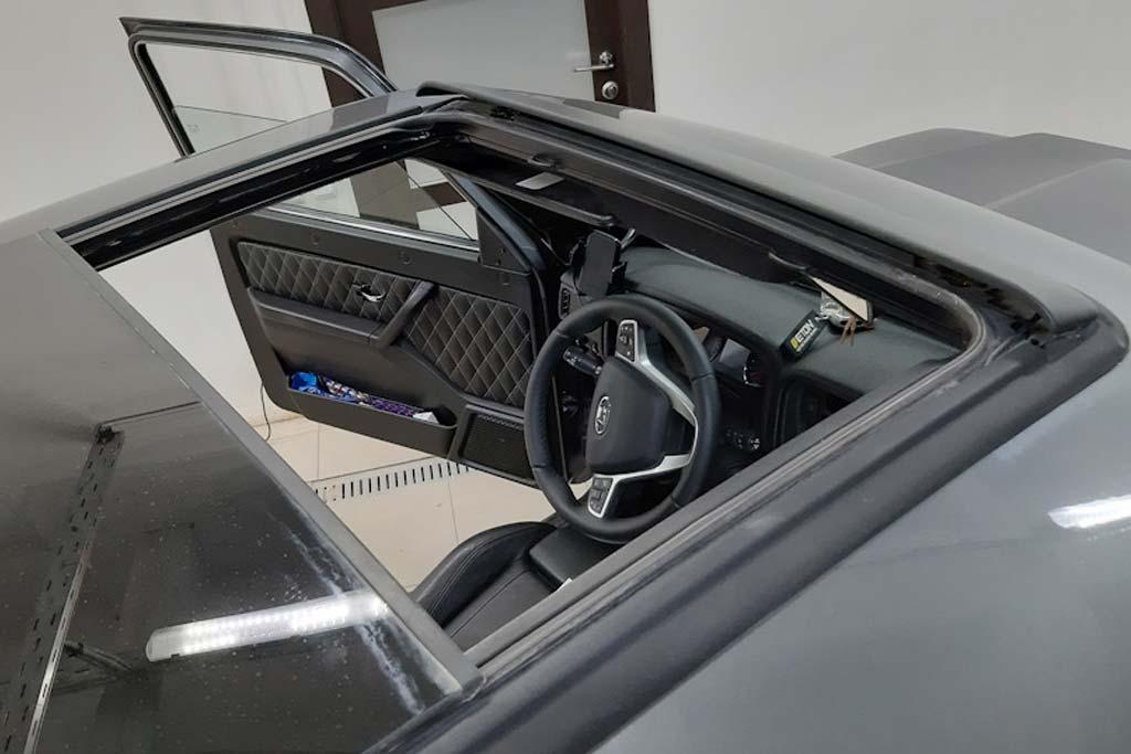 Lada 4x4 Камертон