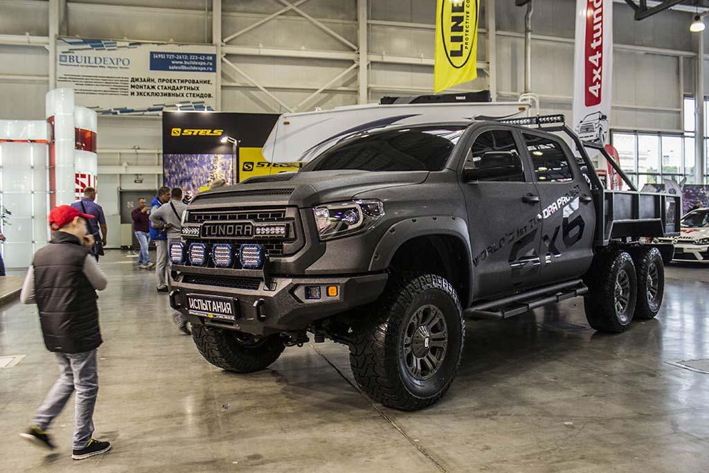 Toyota Tundra 6x6 Hercules