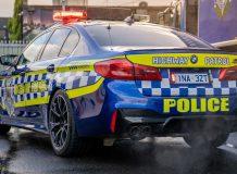 Полицейский M5