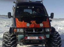 ГАЗель на базе ГАЗ 66