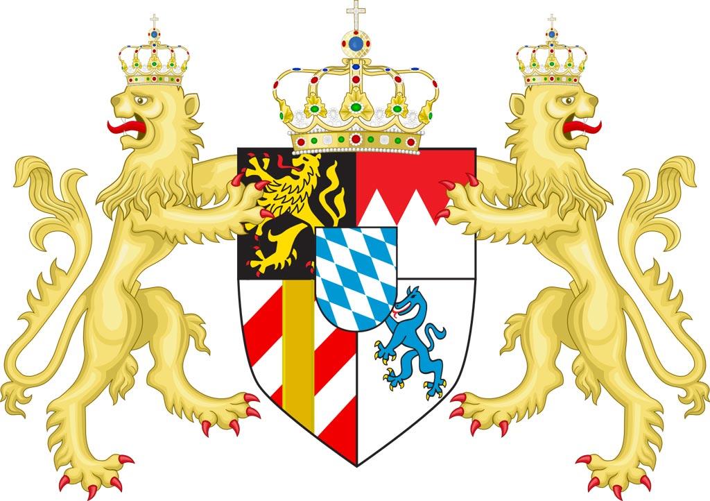 Герб Баварии