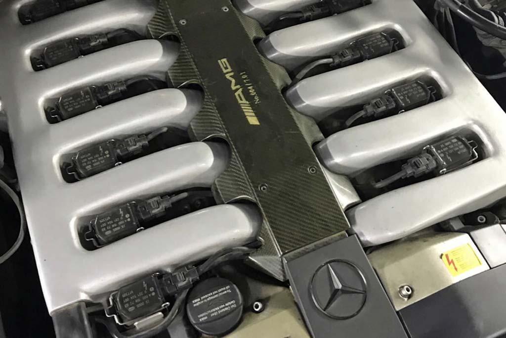 Mercedes CL600 7.0 AMG SE