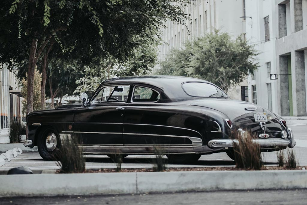 Hudson Coupe 1949