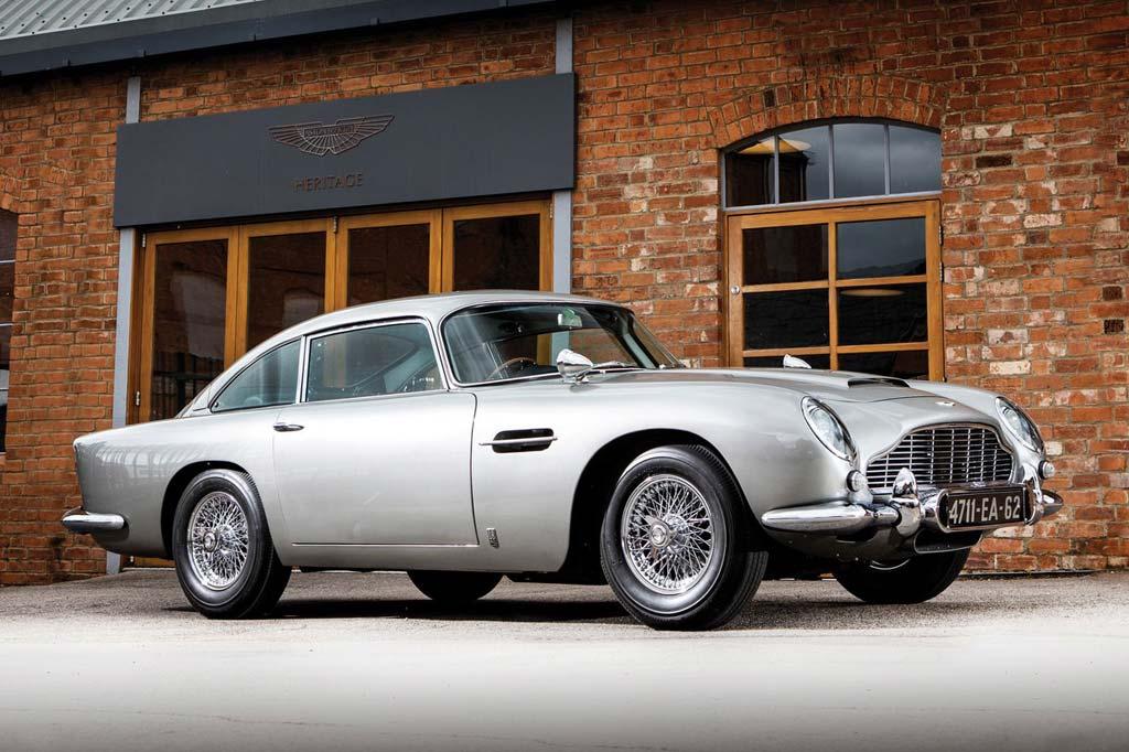 Aston Martin DB5 Бонда
