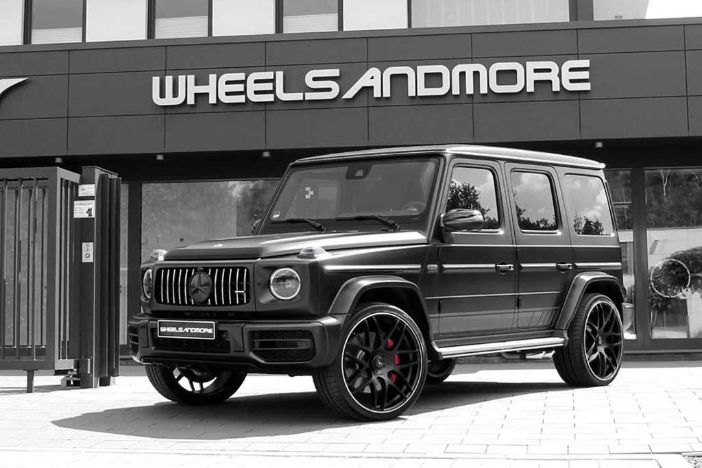 Wheelsandmore G63