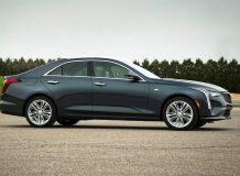 Cadillac CT4 2020