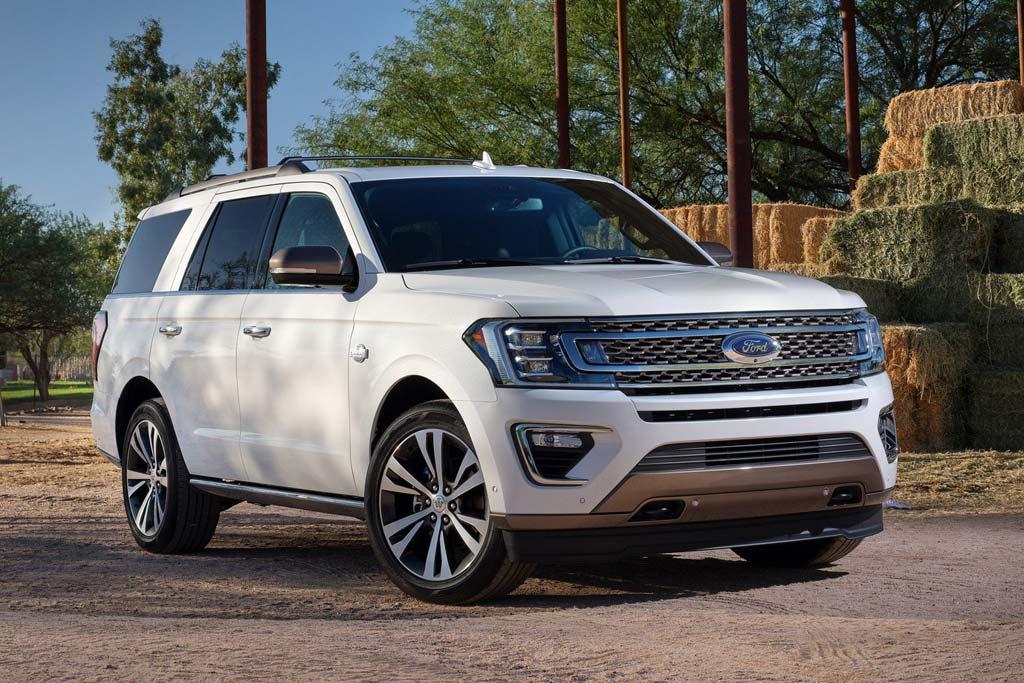 Ford Expedition 2020 получил роскошное исполнение King Ranch