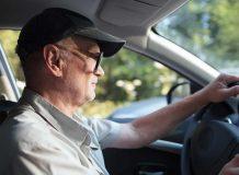 Водитель с большим стажем