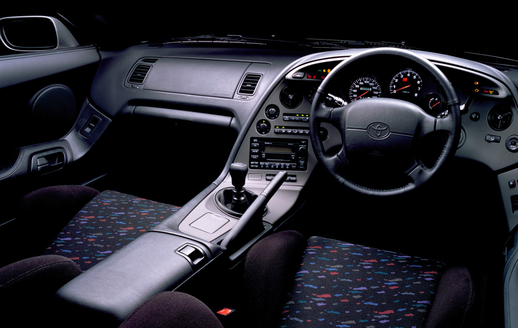 Toyota Supra (А80)