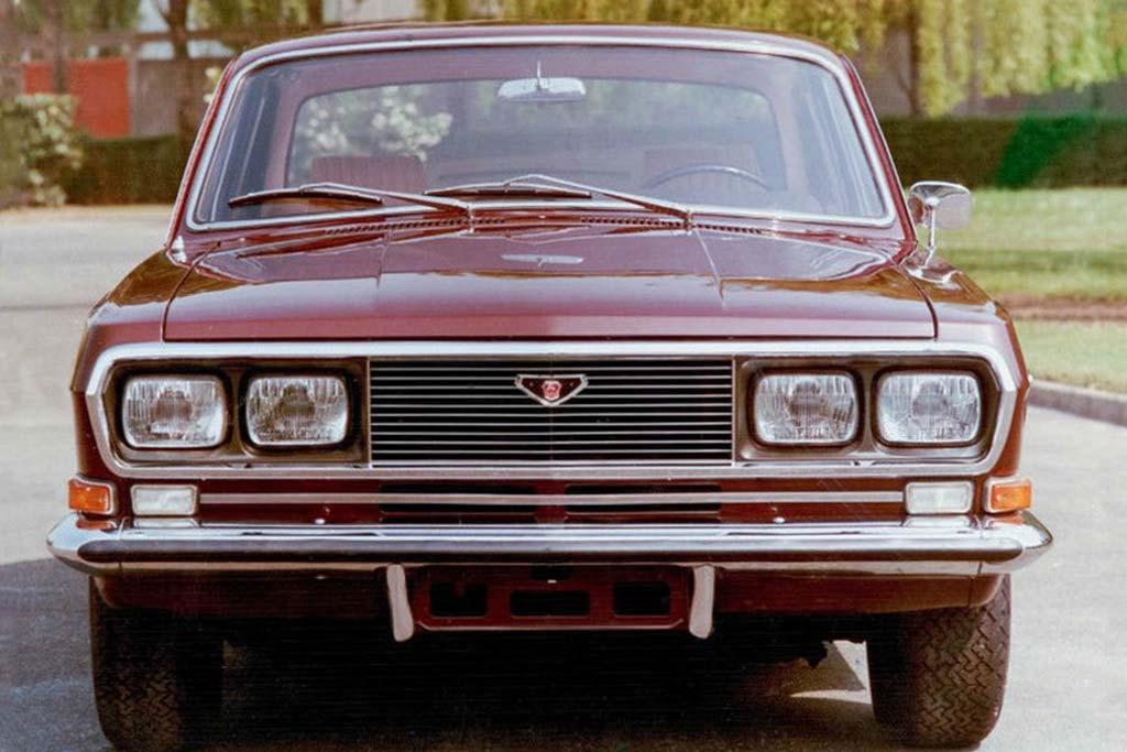 ГАЗ-24 от FIAT