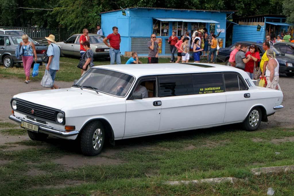 Лимузин ГАЗ-24
