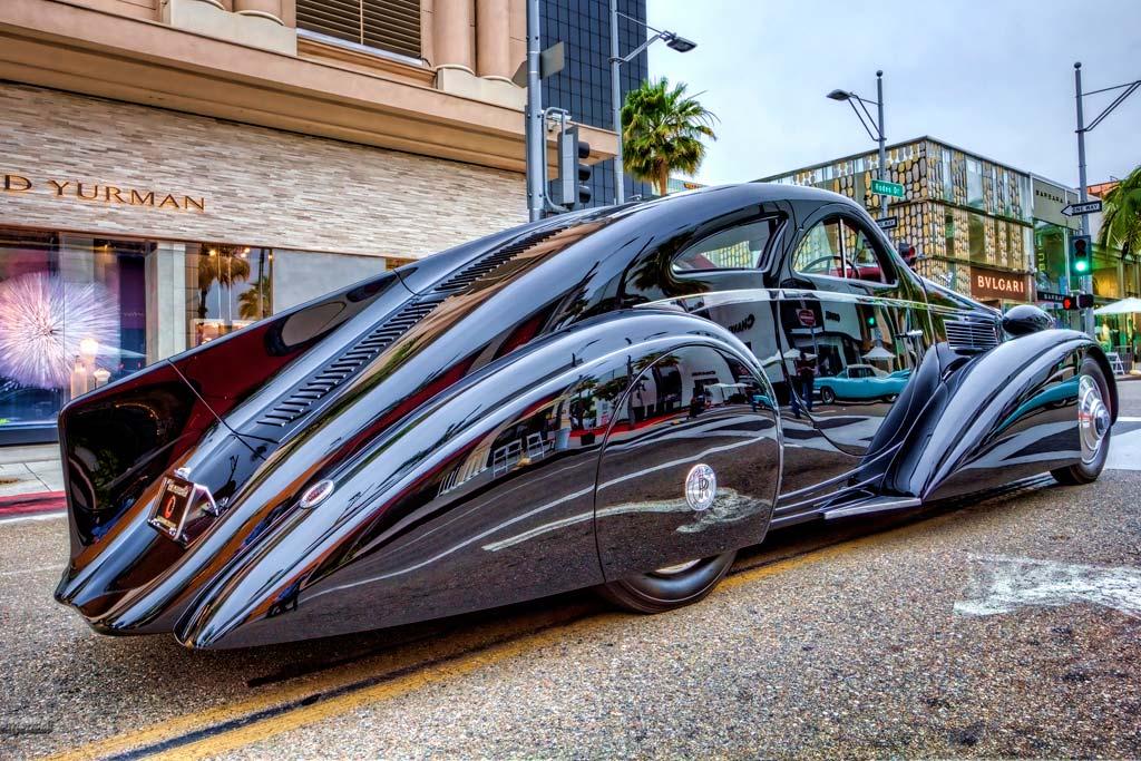 Rolls-Royce Phantom I Jockheere Coupe 1934