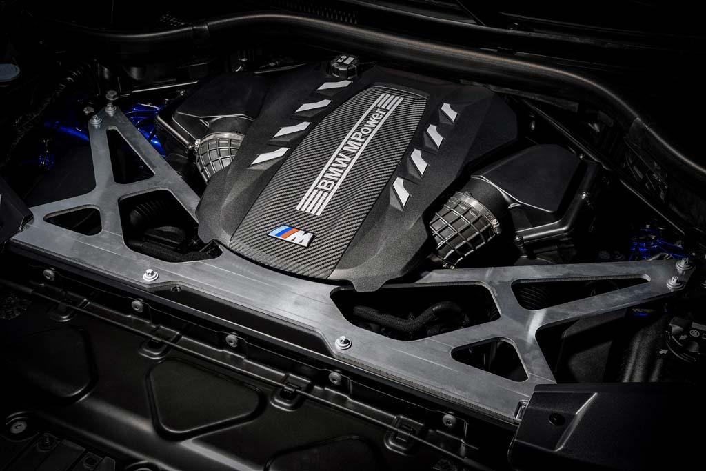 BMW X5 M 2021