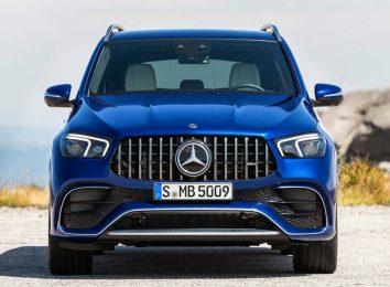Mercedes-AMG GLE 63 S 2020