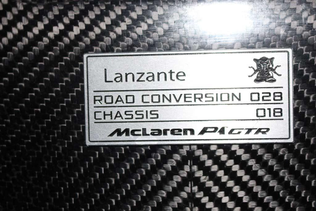 Lanzante P1 GTR