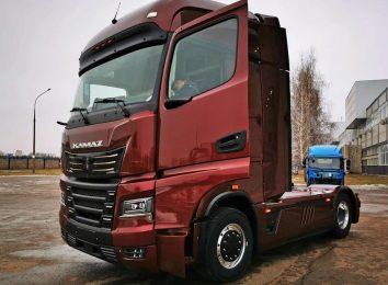 КамАЗ-54901