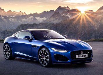 Jaguar F-Type [year]