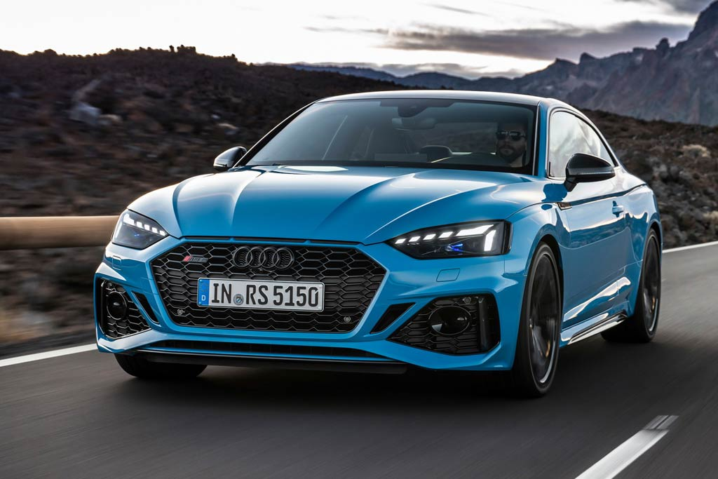 Audi RS5 Coupe 2021