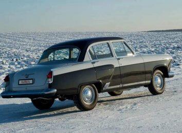 GAZ-21 Volga Diesel