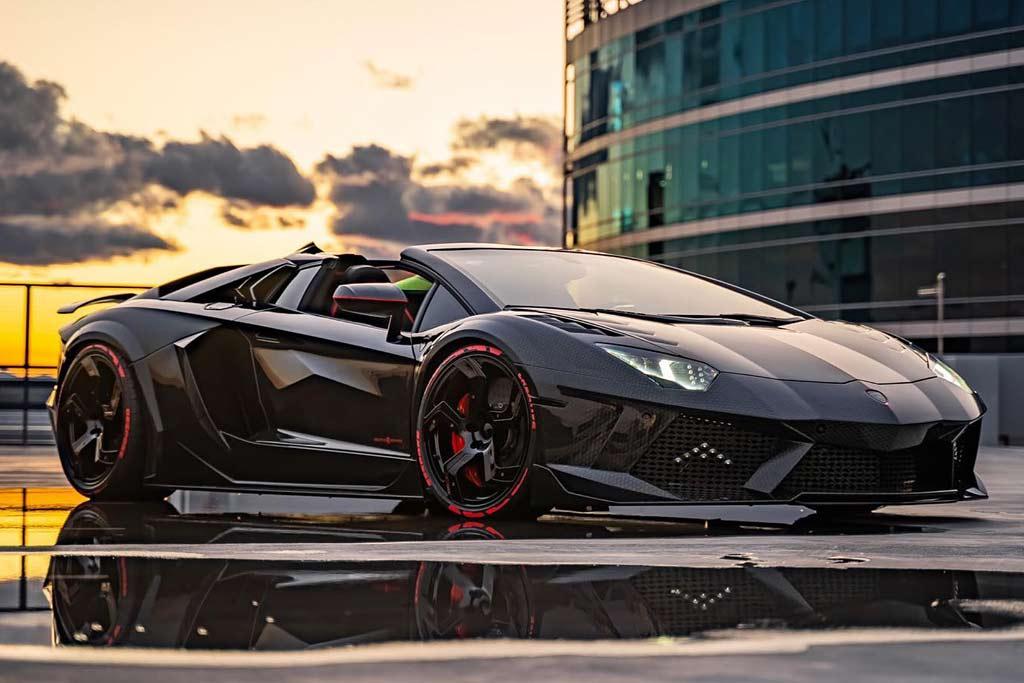 Manory Aventador S Roadster