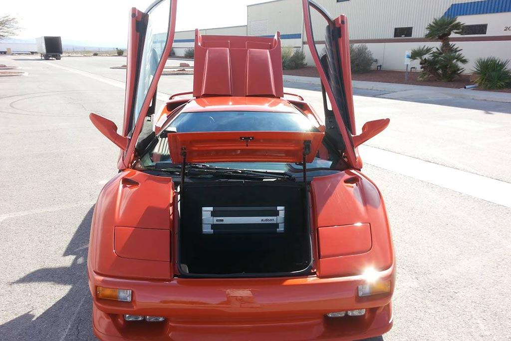 Diablo V8 Corvette