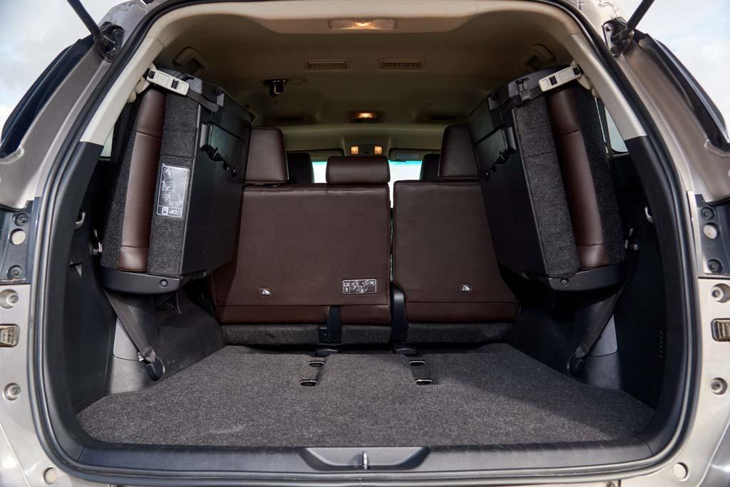 Багажник Toyota Fortuner 2