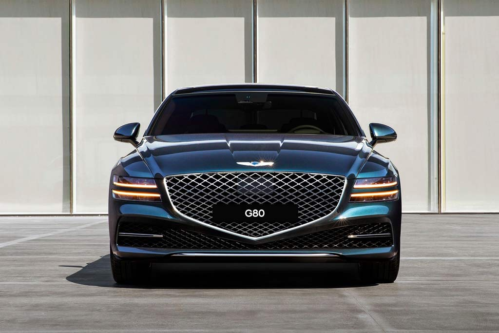 Genesis G80 II в новом кузове