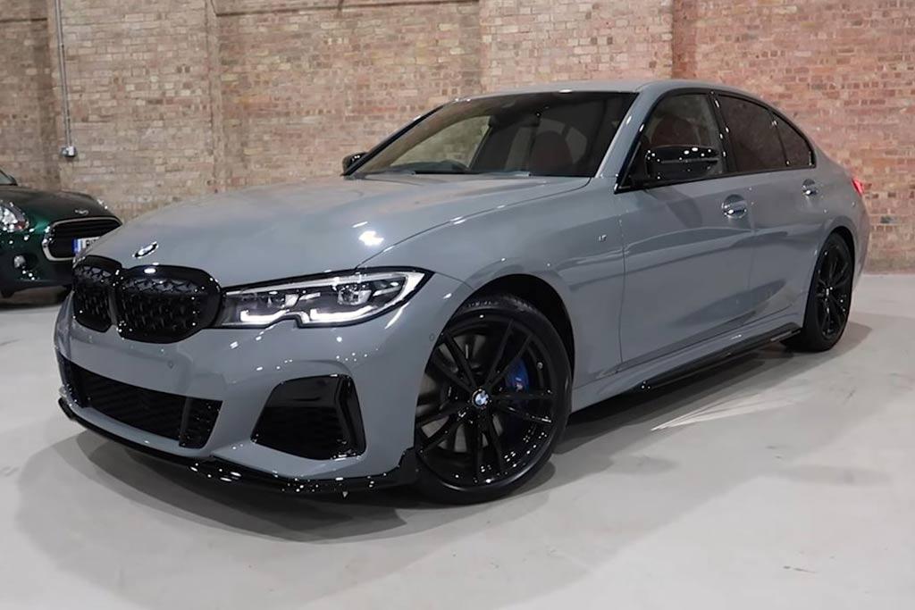 BMW M340i Nardo Gray