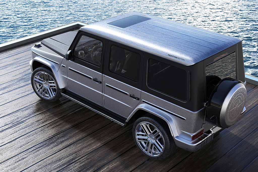 Mercedes-AMG G63 G-Yachting Edition