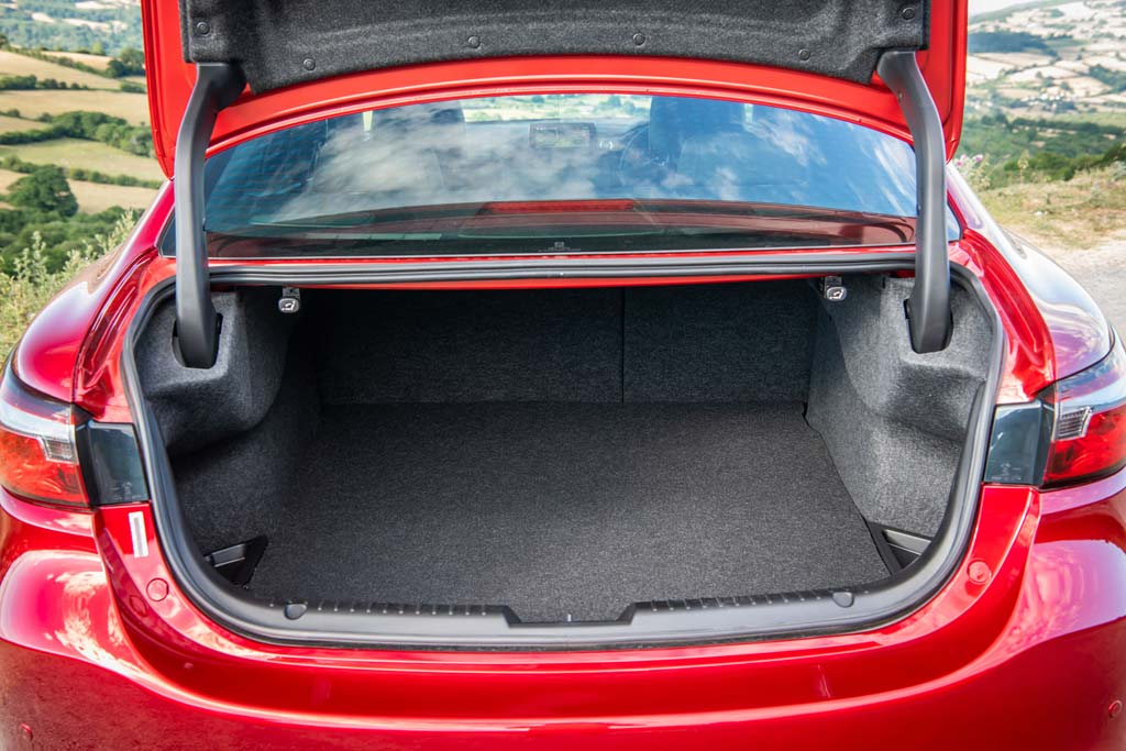 Багажник Mazda6 III