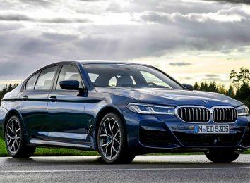 BMW 5-серии [year]