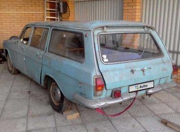 Дизельный ГАЗ-24-77
