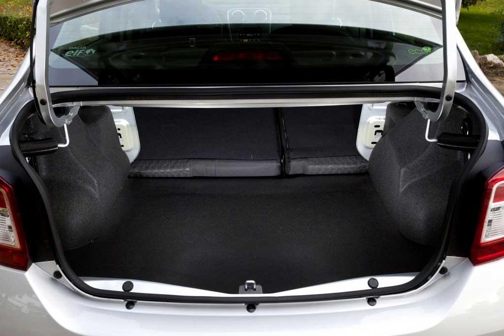 Багажник Renault Logan 2