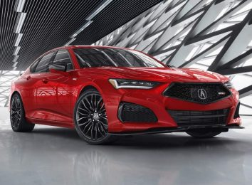 Acura TLX [year]