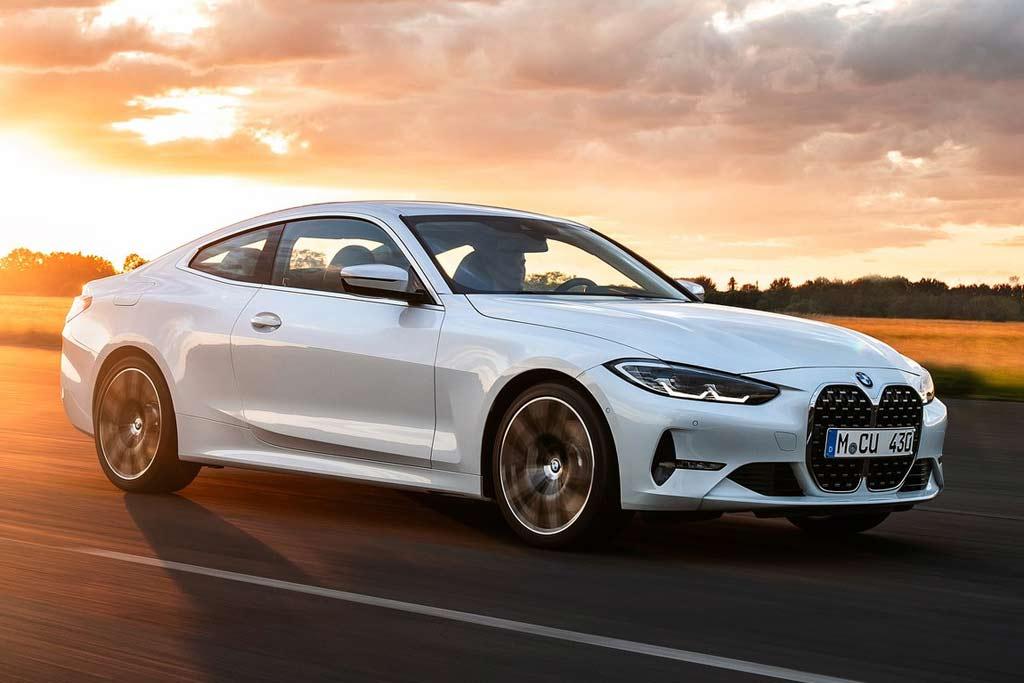 BMW 4-Series 2021