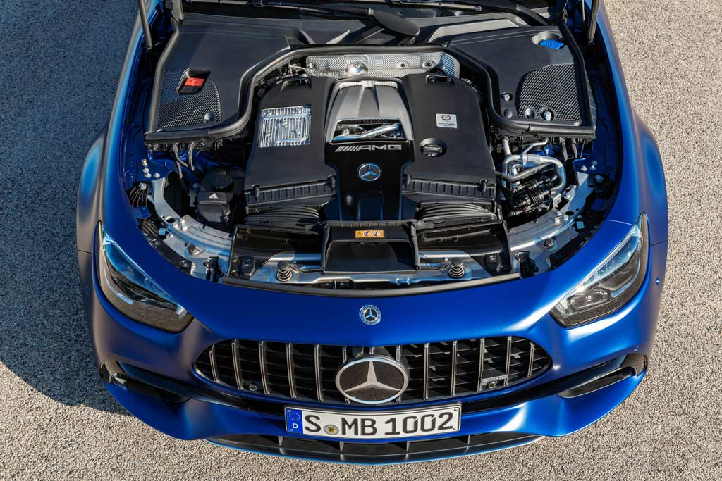 Mercedes-AMG E63 S 2021