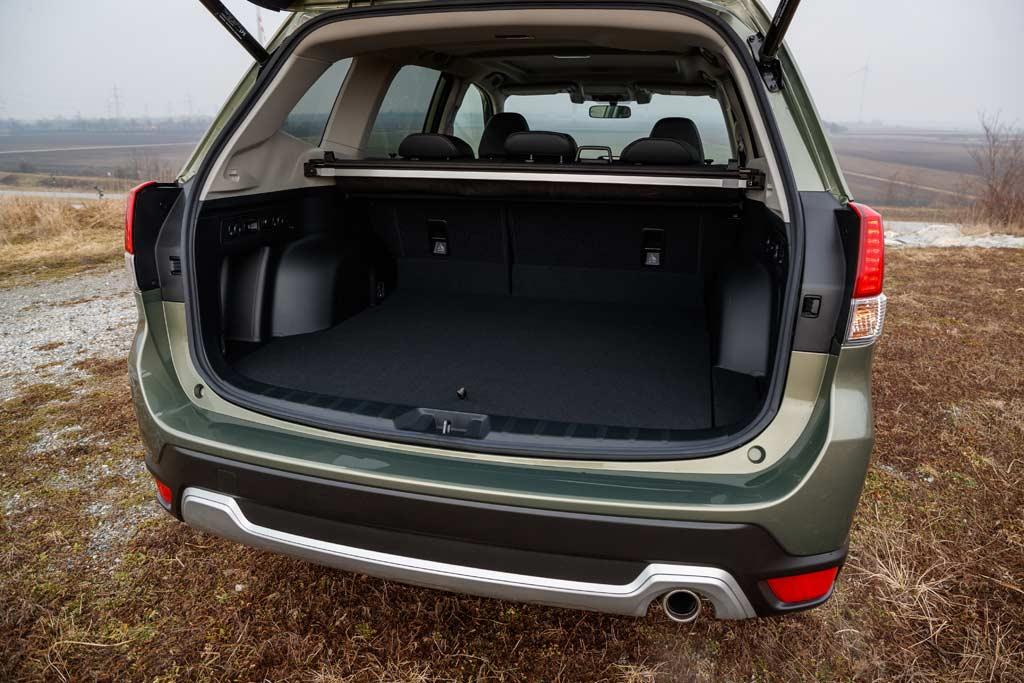 Багажник Subaru Forester 5 поколения