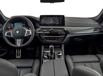 BMW M5 Competition [year]