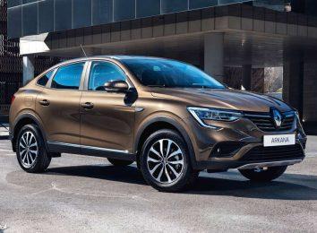 Renault Arkana [year]