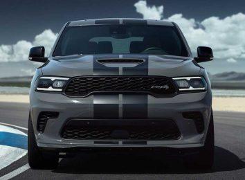 Dodge Durango SRT [year]