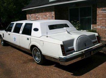 Лимузин Lincoln Mark VI