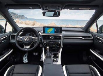 Lexus RX [year]