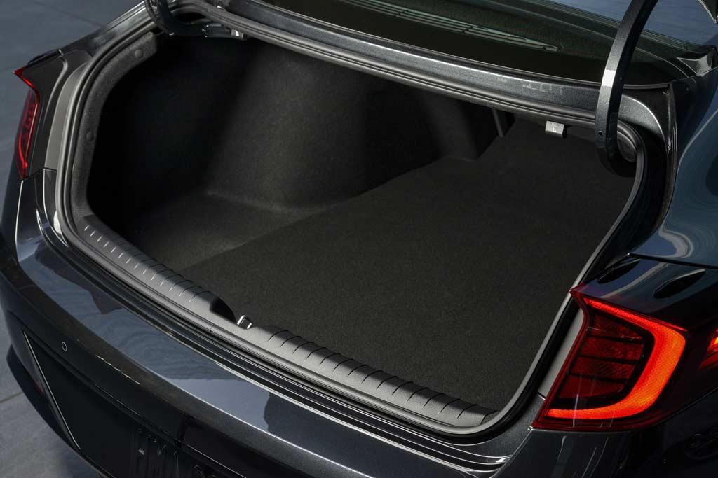 Багажник Hyundai Sonata 8