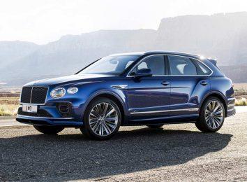 Bentley Bentayga Speed [year]